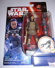 Actionfigur Star Wars Tasu Leech  The Force Awakens 3,75 Inch (OVP) NEU