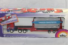 Siku 3425 DAF Garagentransporter Super-Serie Maßstab 1/55 in OVP