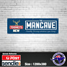 Tooheys New Banner - The Mancave Bar Beer Spirits Shed Aussie man shed straya