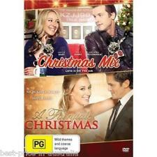 Christmas Mix / A Fairytale Christmas DVD BRAND NEW 2-MOVIES XMAS Haylie Duff R4