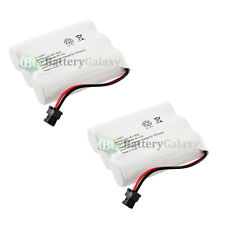2 NEW Home Phone Rechargeable Battery for Panasonic P-P501 PP501 P-P504 PP504