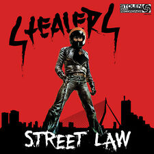The Stealer - Street Law LP MOTÖRHEAD ROSE TATTOO DEAD BOYS JOHNNY THUNDERS