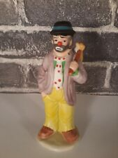 🌟 The Emmett Kelly Jr Collection Exclusively From Flambro Hobo Clown 6 In Tall