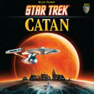 Mayfair Boardgame Star Trek Catan (1st Ed) VG