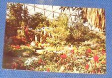 THE BLOEDEL CONSERVATORY, QUEEN ELIZABETH PARK, VANCOUVER, B.C. CANADA