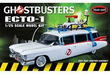 Polar Lights 914  Ghostbusters Ecto 1 '59 Cadillac Ambulance / Hearse model 1/25