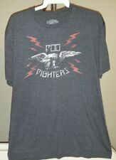 Foo Fighters Classic Black Foo Fighters Xl T-Shirt