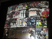 Huge Lot of 50 Jeremy Roenick Hockey Cards