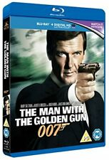 The Man With The Golden Gun [Blu-ray] [1974] [DVD]