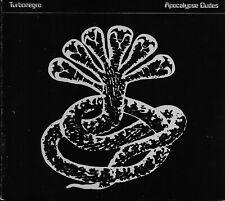 TURBONEGRO - Apocalypse Dudes + 3 Videos VG CON Digi CD Hank Von Helvete/Euroboy