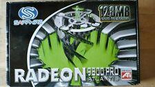 Boxed Sapphire Radeon 9800 Pro atlantis 128mb AGP 2x/4x