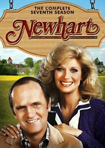 NEWHART: THE COMPLETE SEVENTH SEASON NEW DVD