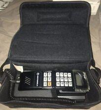MOTOROLA SCN2395A VINTAGE RETRO ANTIQUE BAG PHONE CAR PHONE - NEW NEVER USED!!!
