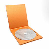 CD Partner HiFi Tuning Mat CD Stabilizer Carbon Fiber HI-END clamp