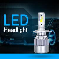 H4 HB2 750W 112500LM COB Car LED Headlight Hi-Lo beam Bulb Kit 6000K White Lamp!