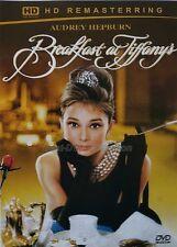 Breakfast at Tiffany's (1961) - Audrey Hepburn, George Peppard - DVD NEW