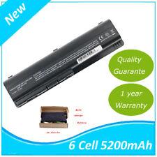 Batterie 5200mAh pour HP Pavillon dv4 dv5 dv6 Série EV06 HDX16 HSTNN-IB72 LAPTOP