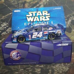 Jeff Gordon #24 Star Wars Episode 1 1999 Monte Carlo Diecast Car