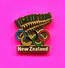 1996 OLYMPIC PIN NEW ZEALAND NOC PIN ATLANTA OLYMPIC GAMES PIN