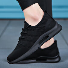 Man Sports Running Shoes Light Breathable Casual Walking Athletic Sneakers