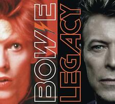 David Bowie Legacy 2CD Greatest Hits Best Of Collection Set Gift Ziggy Music