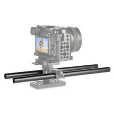 "SmallRig 2pc 12"" 30cm Aluminum Alloy Rod For 15mm Rail System Follow Focus -1053"