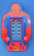 Amazing Spider-Man Rescue Handheld Video Game Bandai 1980 Marvel