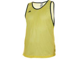 adidas Bright Coloured Training Bib Vest Tank Football Basketball Paintball
