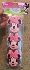 Disney Minnie Mouse Figural Treat Container 3 ct Birthday Easter Party Favor
