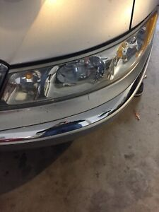 1998 1999 2000 2001 2002 LINCOLN CONTINENTAL LEFT DRIVERS HEADLIGHT OEM USED