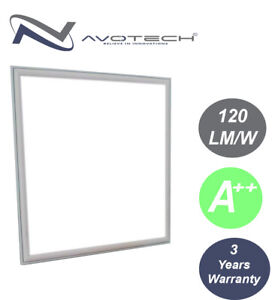 LED PANEL LIGHT 600X600MM 48W & 40W WITH 2 YEAR WARRANTY COOL WHITE 6500K