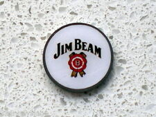 anneys - GOLF BALL MARKER - JIM BEAM..