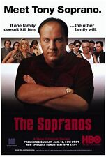 """THE SOPRANOS"" Poster [Licensed-NEW-USA] 27x40"" Theater Size (v2)"