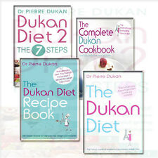 Dr Pierre Dukan Diet Collection 4 Books Set (The Dukan Diet) 9786544578076