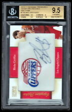 2010 National Treasures Blake Griffin Auto RC/25 BGS 9.5 Rookie Autograph 10