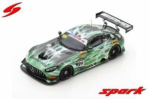 1:43 2020 Bathurst 12 Hour 6th Place -- #999 Mercedes-Benz AMG GT3 -- Spark Mode