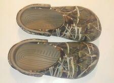 Crocs Clogs RealTree Advantage Max-4 HD Camo Camouflage Mens. 5 Womens. 7