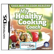 My Healthy Cooking Coach Nintendo DS/Lite/DSi*/XL/3DS NEW