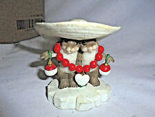 "Charming Mice Figurine ""I Love Your Style"" # 4023662 Enesca 2011"