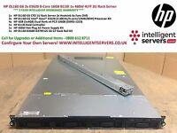 HP DL160 G6 2x E5620 8-Core 16GB B110i 1x 460W 4LFF 1U Rack Server - 491532-B21
