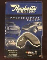 Disc Brake Pad Set-PG Plus Ceramic Disc Brake Pad Front Raybestos PGD506C