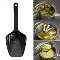 1x Scoop Strainer Colander Soup Cooking Shovels Pasta Filter Spoon Kitchen Tool