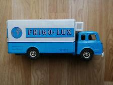 Camion en tôle Frigo-Lux JOUSTRA