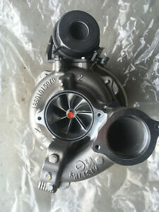 TTE 710 Upgrade turbocharger Audi S4 S5 A6 A7 A8 Q5 Porsche 3.0 TFSI VW