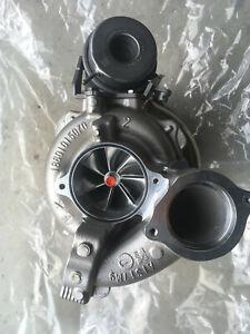 TTE 710 Upgrade turbocharger Audi S4 S5 A6 A7 A8 Q5 Porsche 3.0 TFSI VW