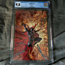 CGC 9.8 Spawn #301 Alex Ross Virgin Variant 2019 - Image Record Breaking Issue