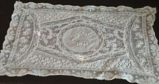 Vintage NORMANDY LACE RUNNER Table Mat VV185