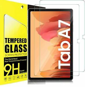 For Samsung Galaxy Tab A7 10.4 2020 HD Tempered Glass Screen Protector T500/T505