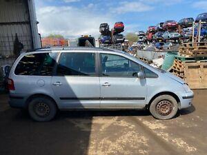 Ford Galaxy Ghia TDI 1896cc diesel   2002  ONE WHEEL NUT **breaking full car**