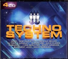 TECHNO  SYSTEM.   4CD   68 titres .